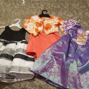 Girls fancy dresses